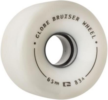 Globe Bruiser 65mm Wheels white/black/black Uni