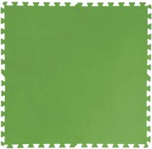 Bestway Beskyttelse for bassenggulv 8 stk 81x81 cm grønn 58265