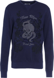 True Religion Sweatshirt navy