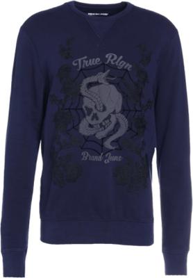 True Religion Sweatshirt navy