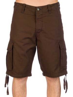 New Cargo Rip Stop Shorts choco brown Gr. 32