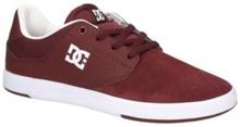 DC Plaza TC S Skate Shoes maroon 8.0 US