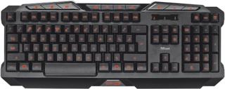 Gaming Tastatur GXT 280 Sort