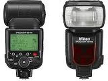 Nikon Flash/blitz SB-910 Sort