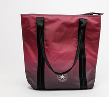 Burgundy Gradient Shopper