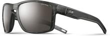 Julbo Shield Spectron 4 Sunglasses translucent black/black-brown flash silver 2019 Sportglasögon