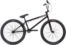 Stolen Saint 24 2020 Freestyle BMX Cykel 21.75 Black