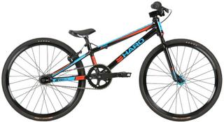 Haro Racelite Micro Mini 18 2019 Race BMX Cykel 17.75 Gloss Black