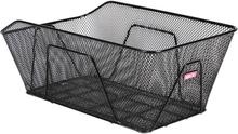 Unix Rosano Fixed Installation Basket black 2020 Cykelkorgar för pakethållare