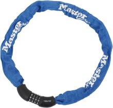 Masterlock 8392 Chain Lock 8 mm x 900 mm blue 2019 Kombinationslås