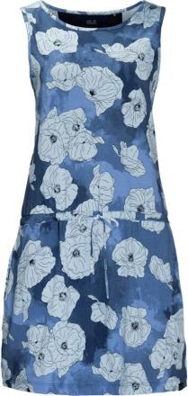 Marigold Dress Midnight blue all over XS