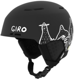 Emerge MIPS Helmet lucas beaufort matte blac Gr. L