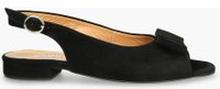 Sandały czarne Lona