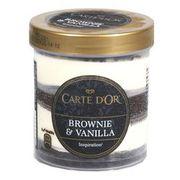 Carte D'Or - Brownie Vanilla lody waniliowe z sosem orzechowo -...