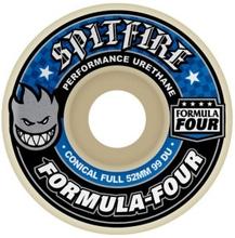 Spitfire Formular Four 99du 56mm Conical Full Wheels uni Uni
