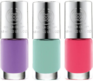 510 - The Body Shop Green