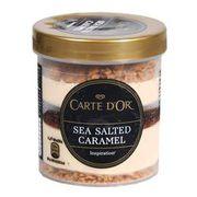 Carte D'Or - Sea Salted Carmel lody o smaku solonego karmelu z ...sosem toffi