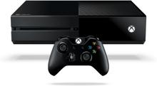 Xbox One 500GB Sort