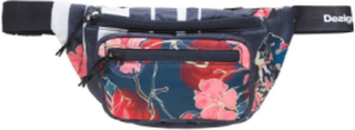 Desigual - unisex - Women's Bum Bag - Scarlet Bloom |Desigual.com - Waist Bag Scarlet Bloom - Size U