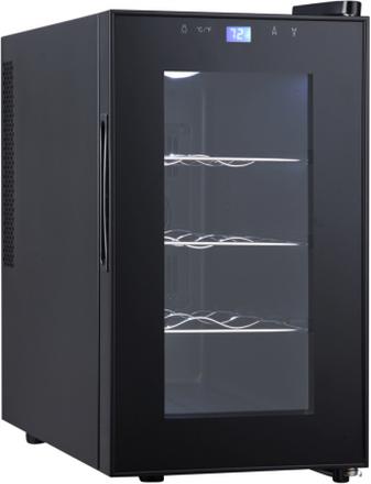 Qlima Vinkyl 70 W 24 l svart FWK 1608