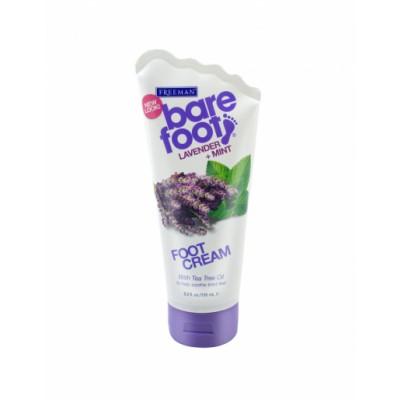 Freeman Bare Foot Lavender & Mint Foot Cream 150 ml