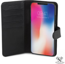 Champion Champion Wallet Läder Slim iPhone X Svart 7391091854713 Replace: N/AChampion Champion Wallet Läder Slim iPhone X Svart