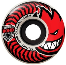 Spitfire Chargers Classic 56mm 80HD Wheels white Uni