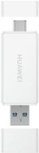 Huawei Nano Hukommelseskortlæser m. USB-C - Hvid