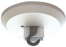 Utanpåliggande DCL lamputtag tak - Etman