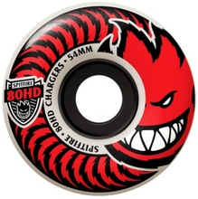 Spitfire Chargers Classic 58mm 80HD Wheels white Uni