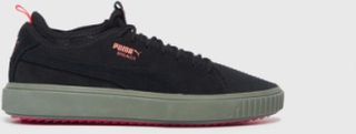 PUMA Breaker Mesh FOF Puma Black / Laurel Wreath / Firecracker