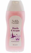 Soft & Gentle Indulgent Pampering Cream Bath 300 ml