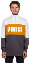 Puma Retro Crew Turtle Rib Neck Sweater iron gate S