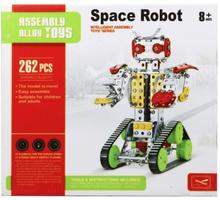 Byggsats Robot 117554 (262 Pcs)