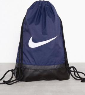 new style 6e986 a948b Nike Nike Brasilia Gymsack Träningsväskor Navy