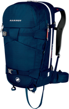 Mammut Ride Short Removable Airbag 3.0 Backpack 28L, marine 2018 Lavinerygsække