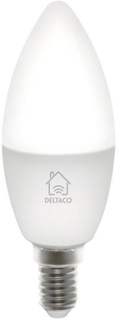 Deltaco Smart Home E14 Smart Bulb 5.5W - Hvid