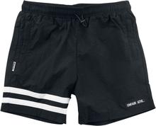 Unfair Athletics - DMWU Crushed Shorts -Shorts - svart