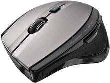 Trust MaxTrack Wireless Mouse Black/Grey