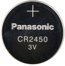 Knappcell batteri CR2450