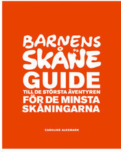 Calazo Barnens Skåneguide Barn 2019 Böcker & DVDer