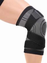 Scitec Knee Support Bandage 01 - Grå