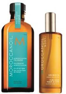 Moroccanoil Hair & Body Set