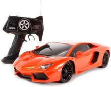 XQ RC Toys XQ Rc Toys - Radiostyrd Lamborghini Aventador Lp700-4 1:12