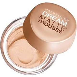 Maybelline Dream Matte Mousse Foundation 020 Cameo
