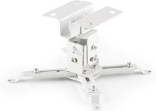 Ceiling Bracket Universal-Projektor-takhållare vit