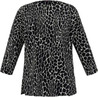 Shirt 3/4-ärm från Emilia Lay svart