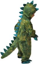Dinosauriedräkt, onepiece 4-5 år