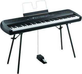 Korg SP-280 Elektrisk klaver Black