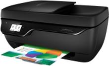 HP Officejet 3831 All-in-One - Multifunktionsprinter - farve - blækprinter - 216 x 297 mm (original) - A4/Legal (medie) - op til 7 spm (kopiering) -